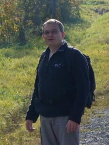 Wanderführer Ulrich Knoll